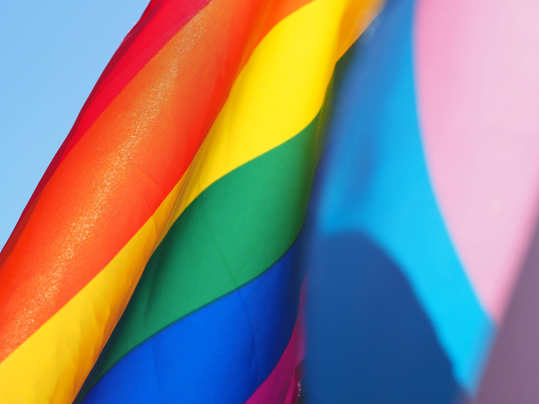 Rainbow flag, LGBTQ+