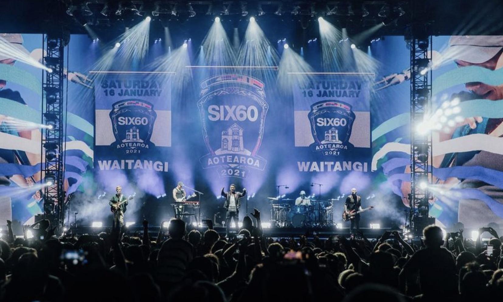 A Nova Zelanda ja han tornat els concerts multitudinaris