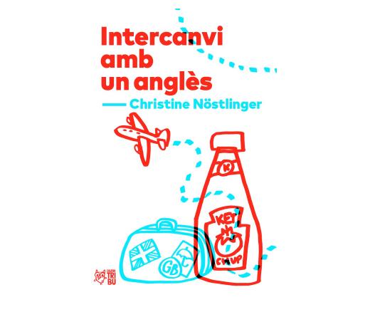 Llibre juvenil Intercanvi amb un anglès