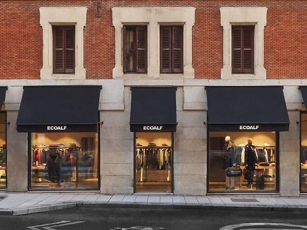 Ecoalf flagship store de Madrid