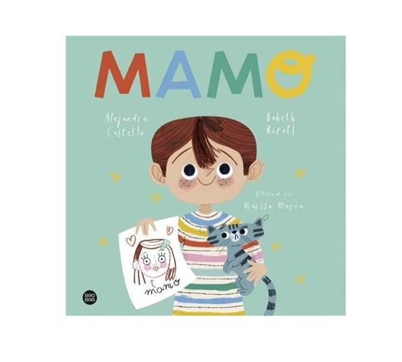 Llibre infantil Mamo