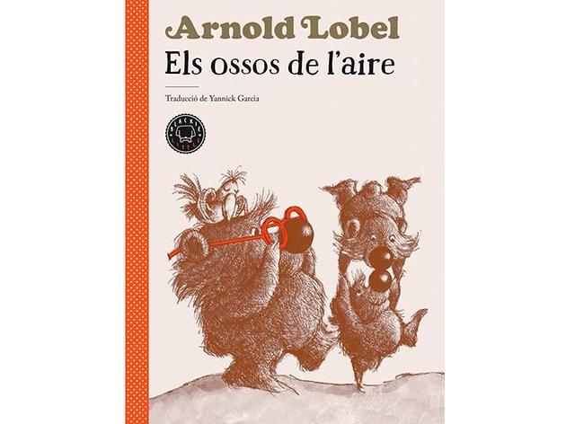 Llibre infantil Els ossos de l'aire, d'Arnold Lobel