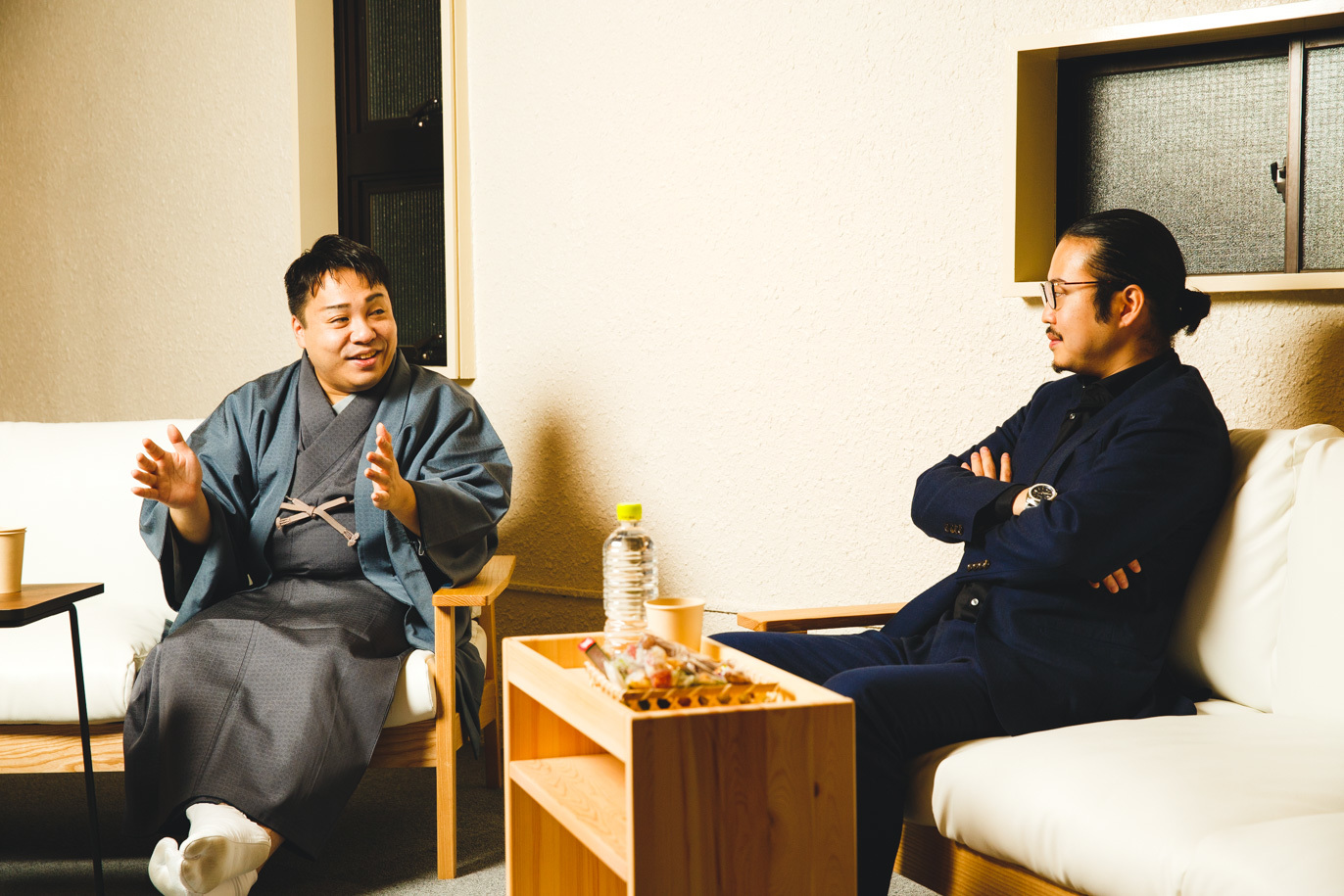 藤間勘十郎(舞踊家)×反田恭平(ピアニスト)