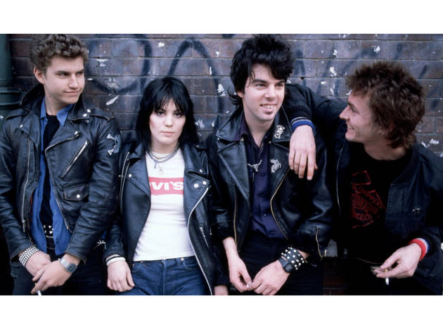 Música, Rock 'n Roll, Joan Jett & the Blackhearts