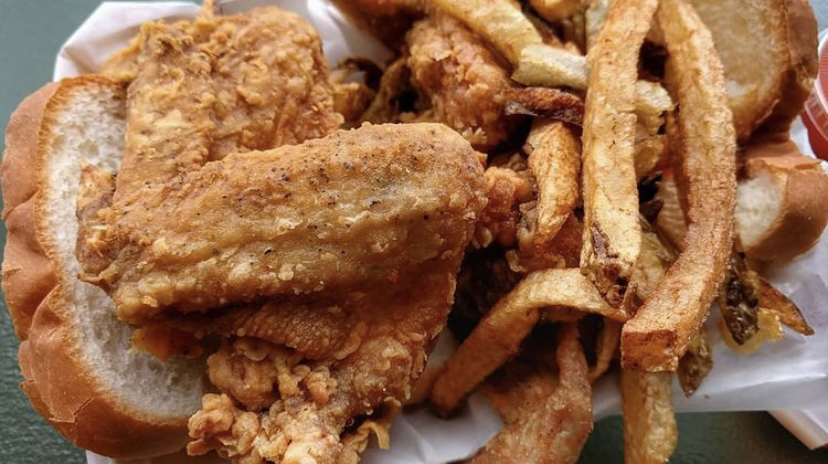 Ms. T's Southern Fried Chicken