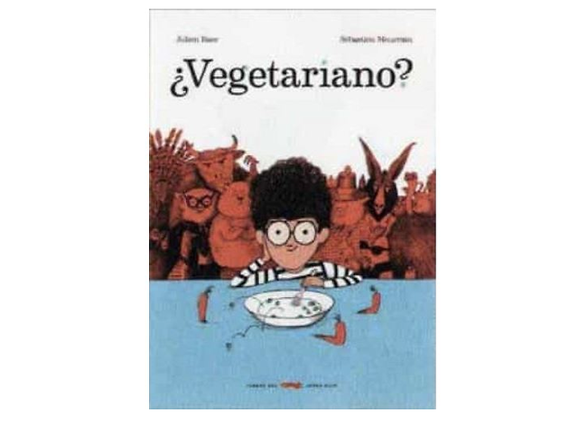 Libro infantil ¿Vegetariano?