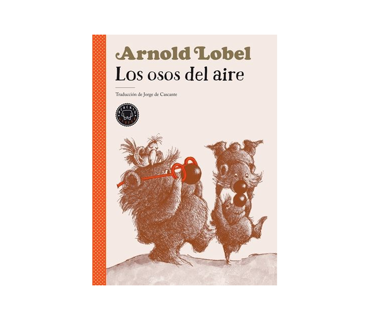 Libro infantil Los osos del aire, de Arnold Lobel