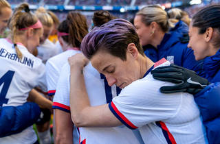 Desporto, Futebol Feminino, EUA, Megan Rapinoe