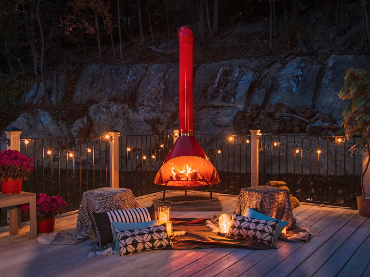 The most romantic Airbnbs near NYC