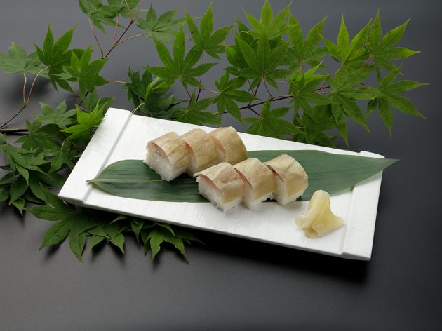 銀座 荘石『棒寿司』