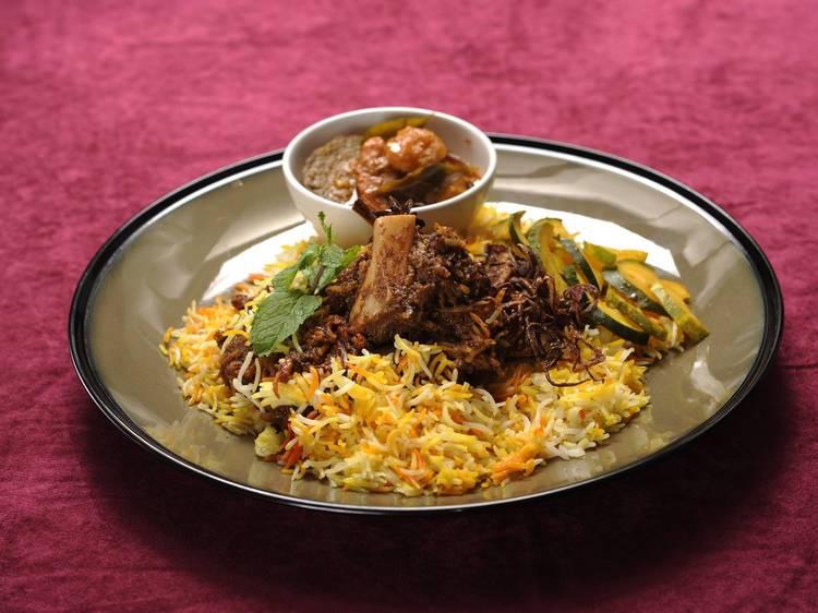 Makan Spotlight: Biryani
