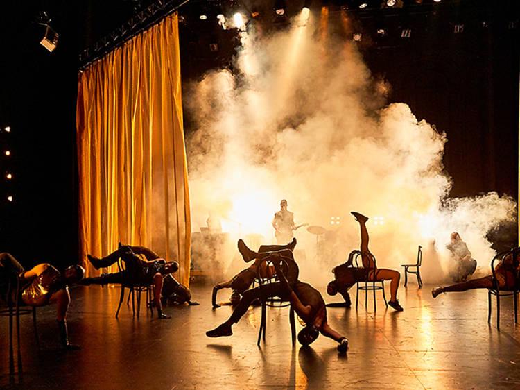 Teatro y danza: las obras que no te puedes perder