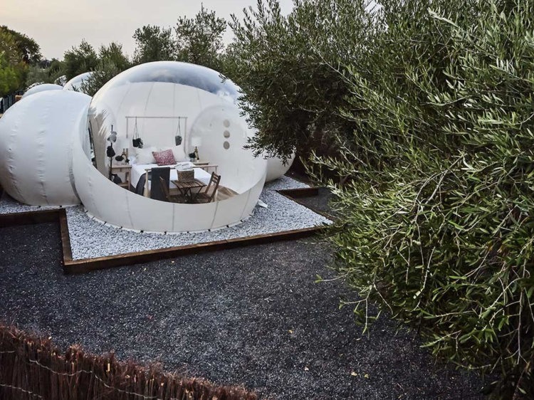 Nomading Camp Ronda (Málaga)