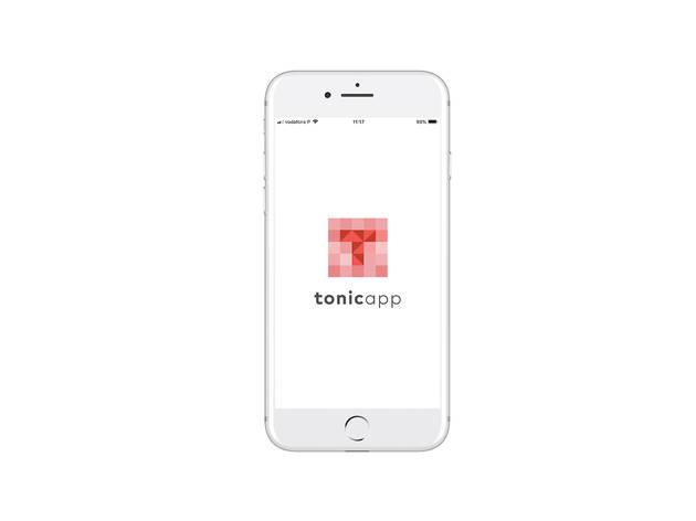 Aplicações, Tonic App, App Médica