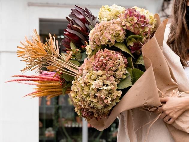 Flores de Joaquim Santos