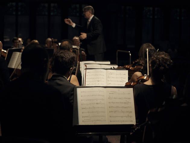 Orquestra Simfònica del Vallès, Palau de la Música Catalana