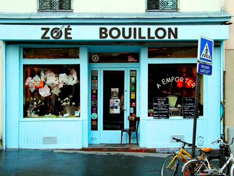 Zoé Bouillon