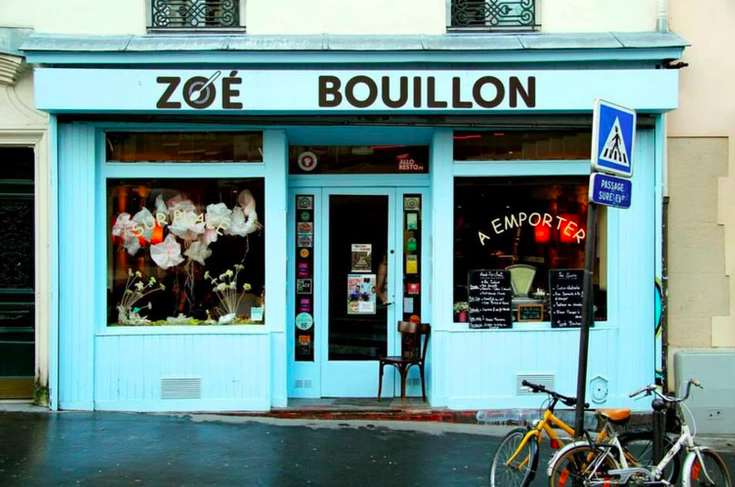 © Zoé Bouillon