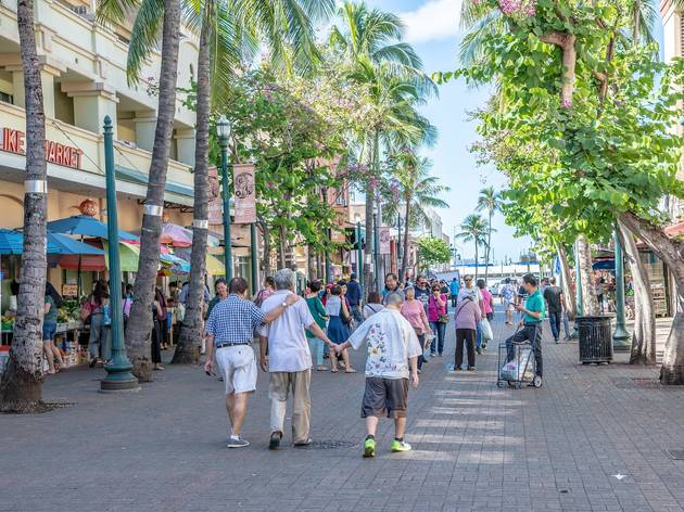 Chinatown, Honolulu, Oahu