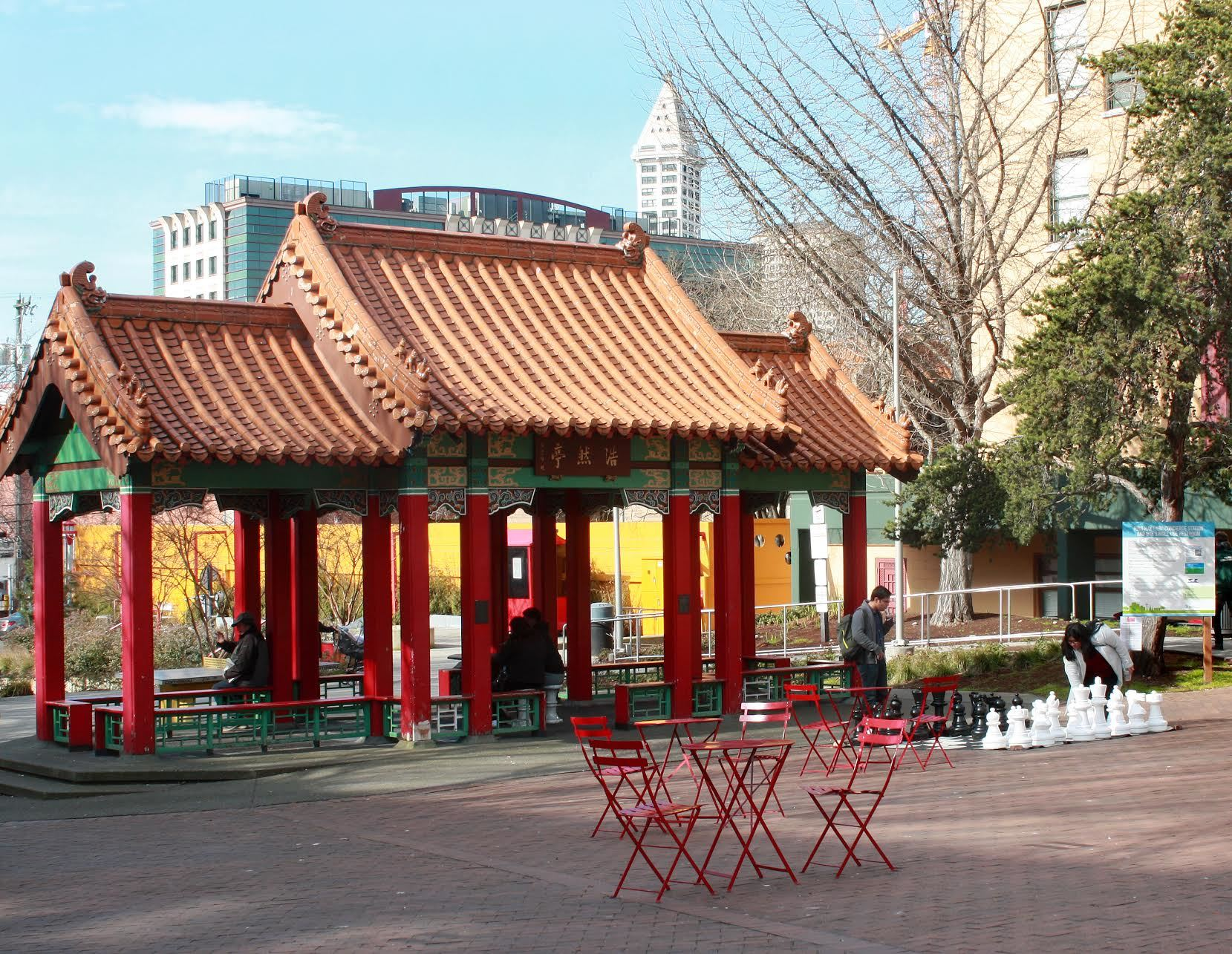 Seattle Chinatown-International District