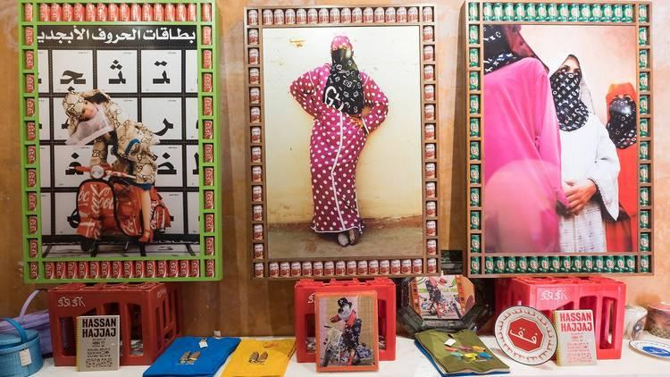 Hassan Hajjaj's house in Marrakech