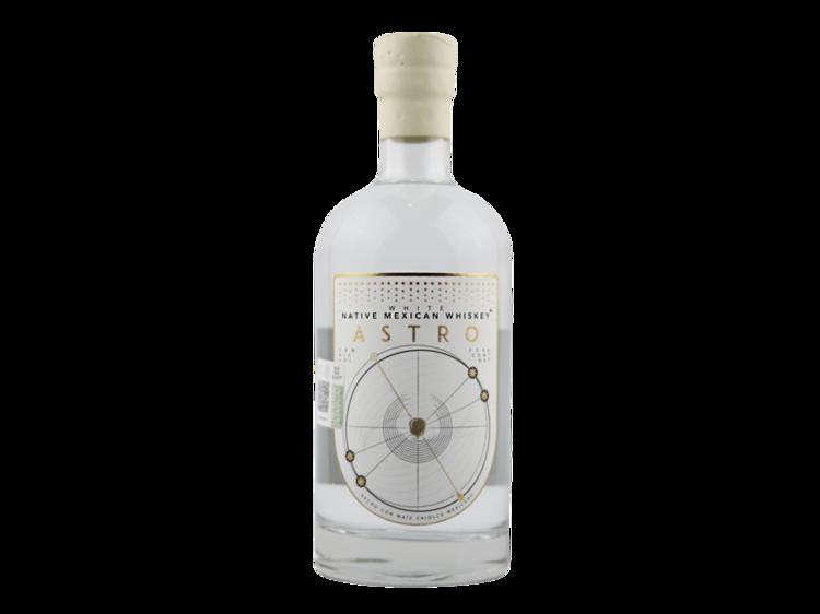Astro Blanco, Native  Mexican Whiskey
