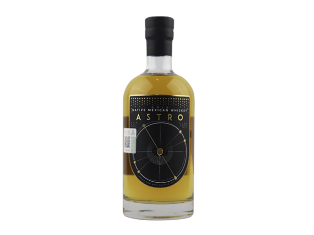 Astro Gold, Native  Mexican Whiskey