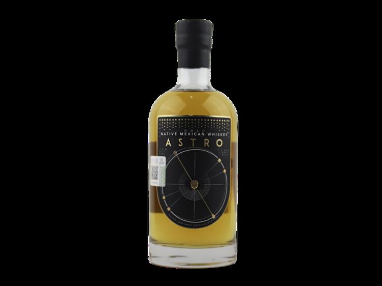 Astro Dorado, Native Mexican Whiskey