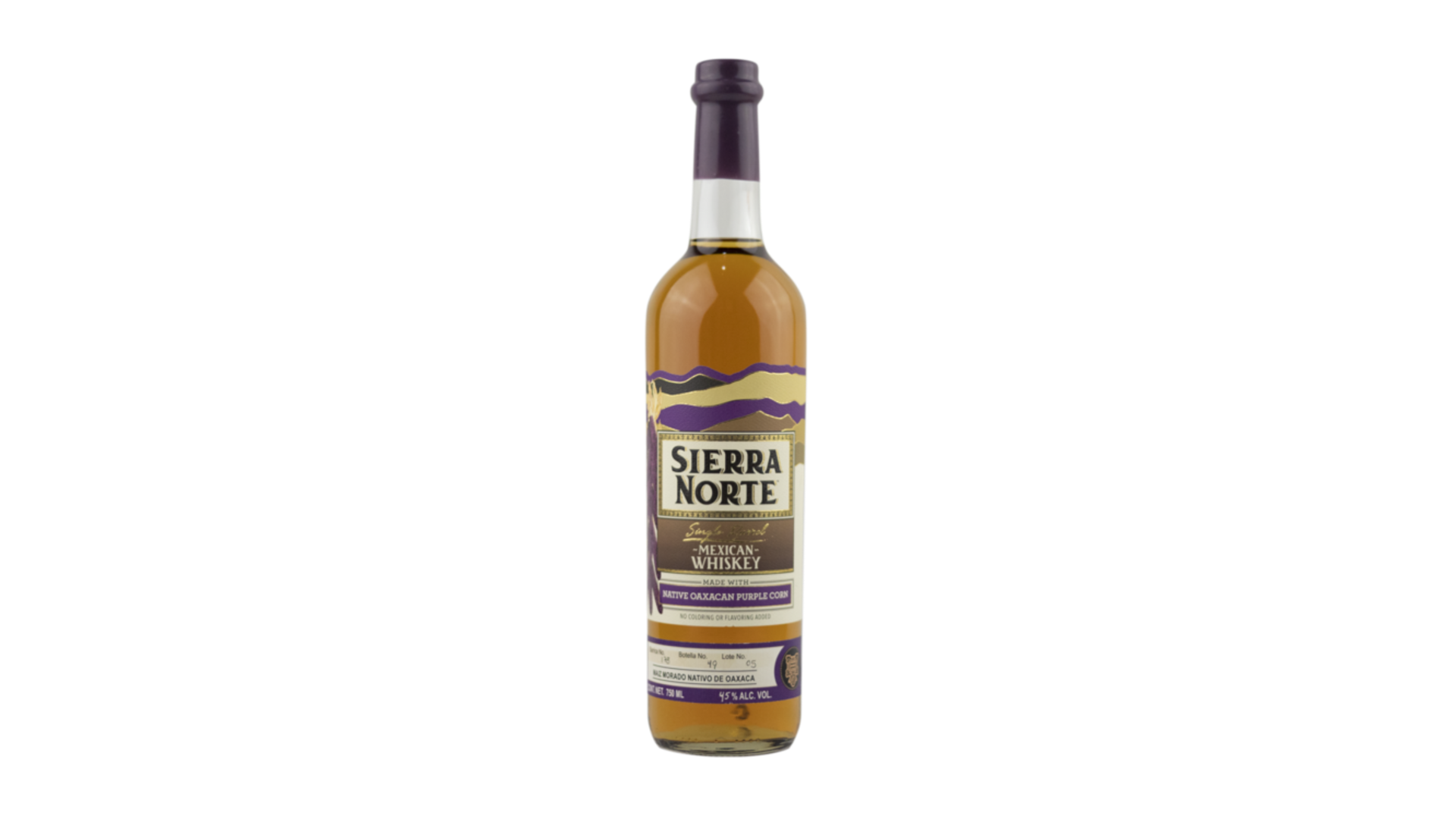 Whiskey Sierra Norte