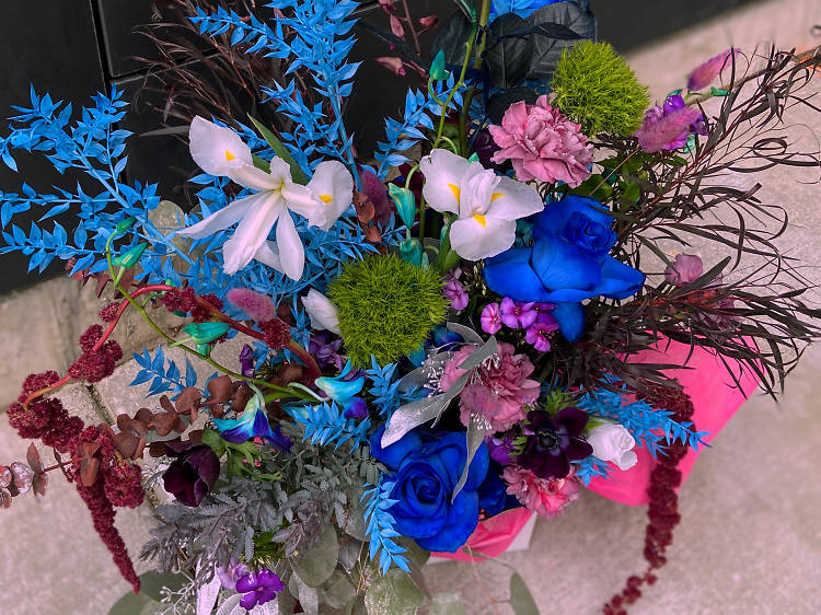 Dusk Lily Floral