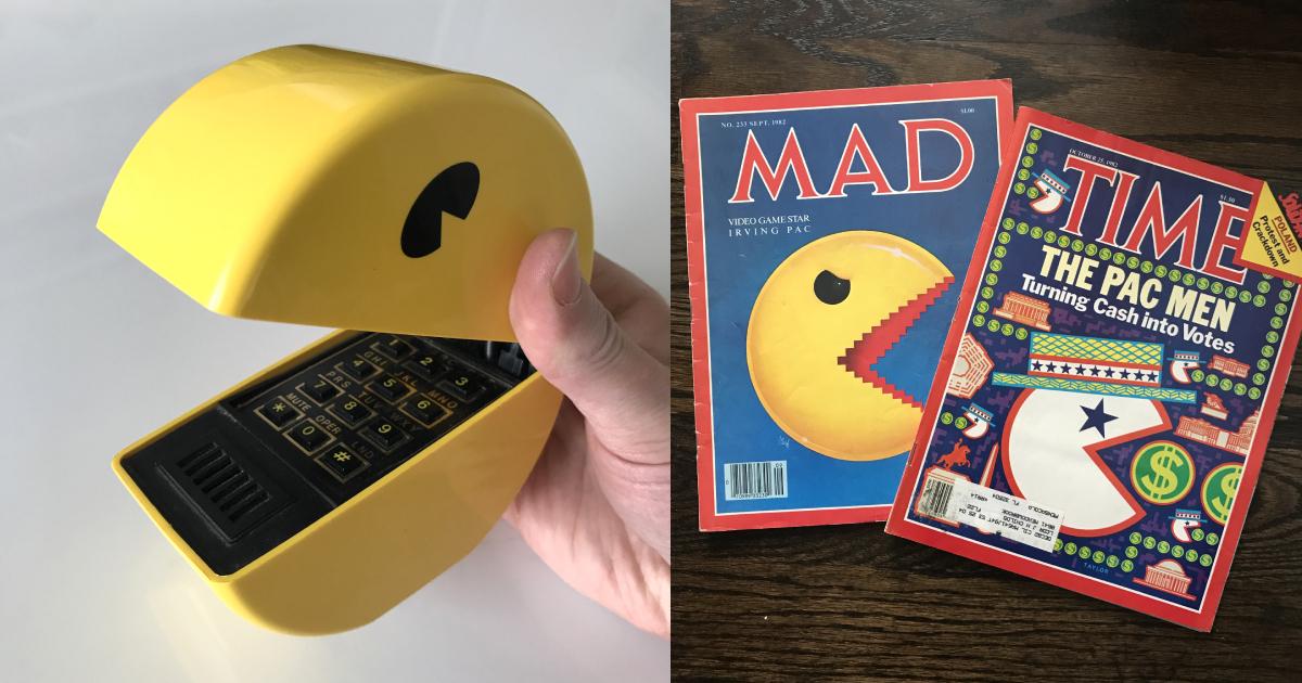 Pac-Man merch