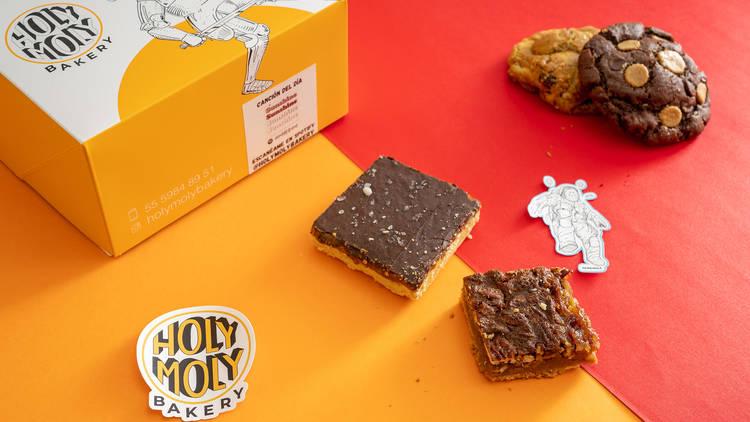 Holy Moly Bakery