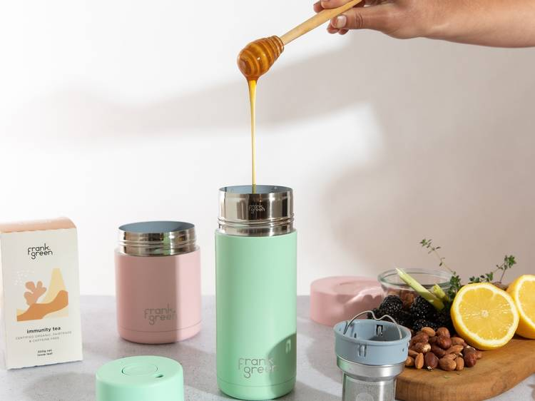 Sustainable Sips Set by Frank Green, from $89.95