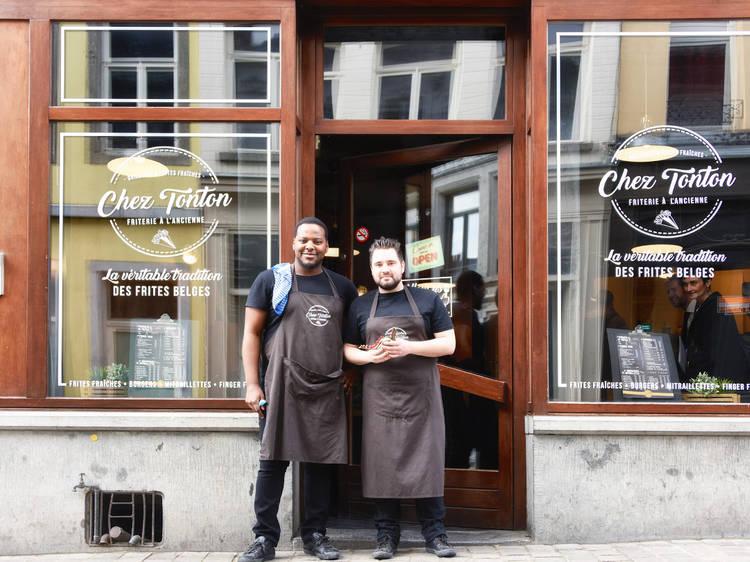 Mons : Chez Tonton