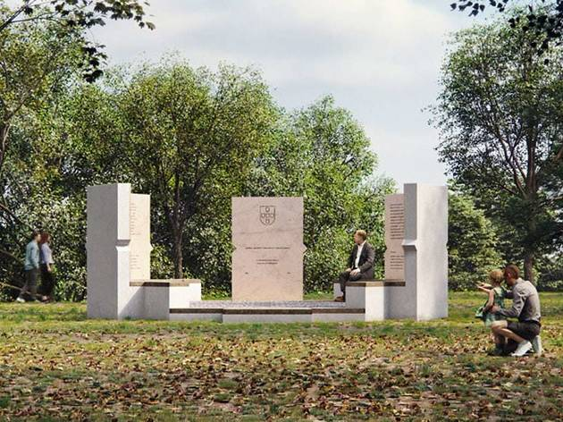 Memorial do Porto aos Combatentes do Ultramar