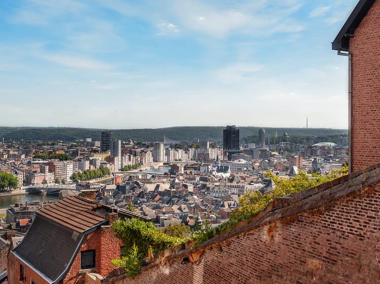 Un séjour en Wallonie