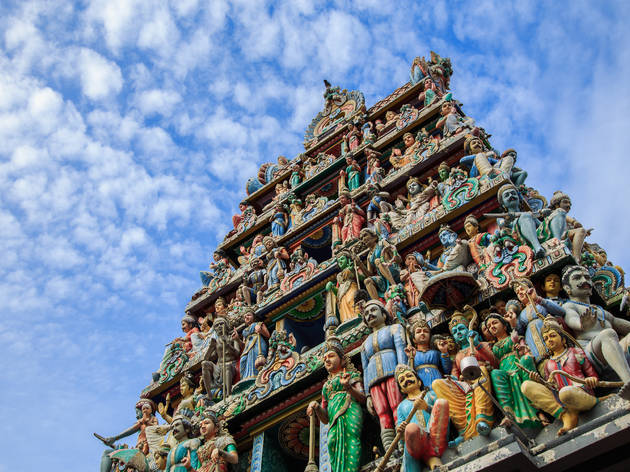 16 Buddhist and Hindu temples to visit in Singapore