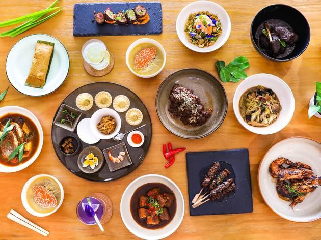The best Peranakan restaurants in Singapore