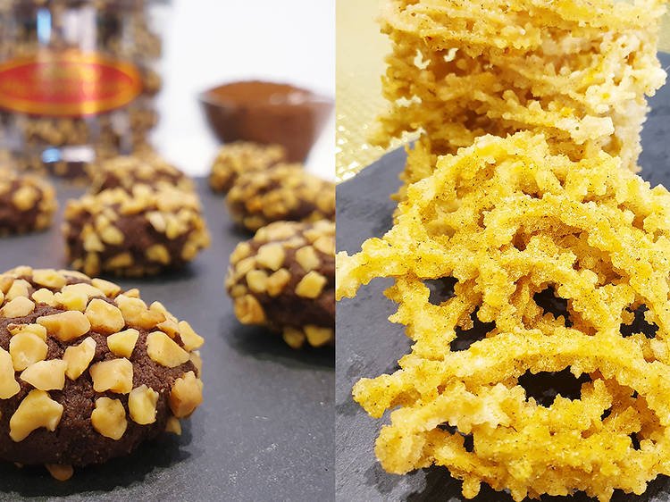 Little Nonya's Cookies
