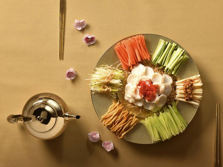 滿福樓:盆菜套餐
