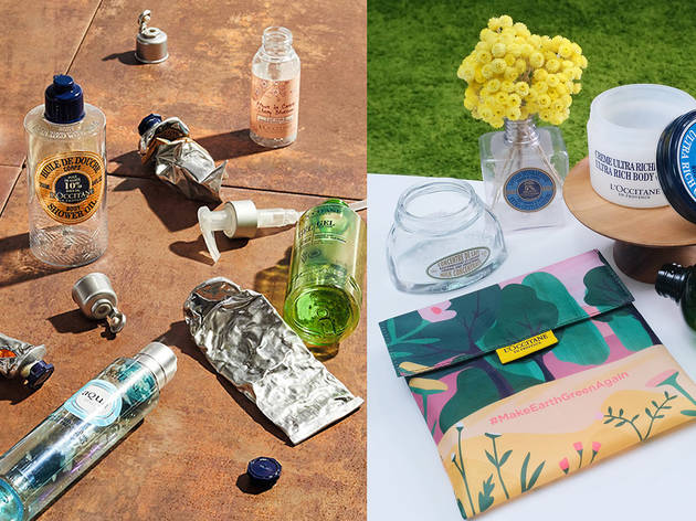 L'Occitane's sustainable concept store