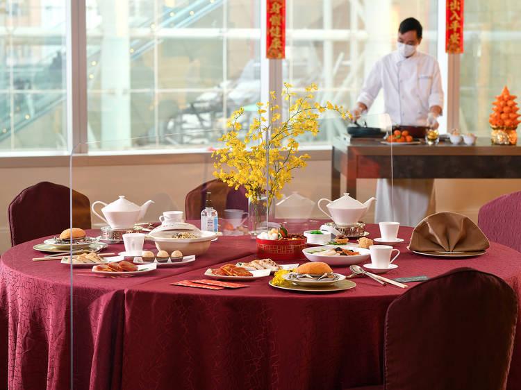 明閣:新春賀年中式盛宴