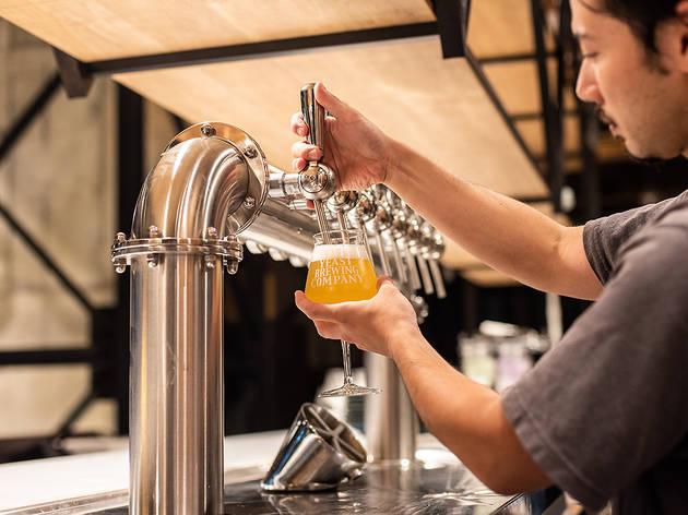 東京醸造所(Photo:Far Yeast Brewing)