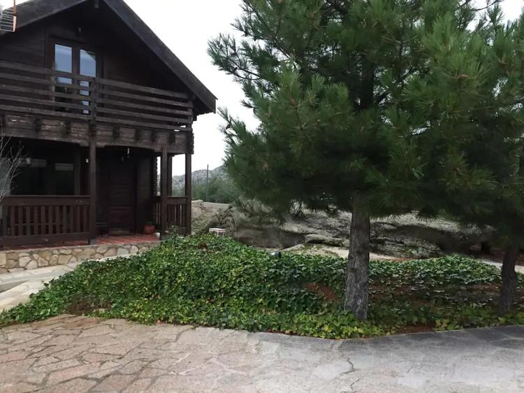 La cabaña del Pico de la Miel