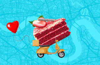 dessert cake delivery