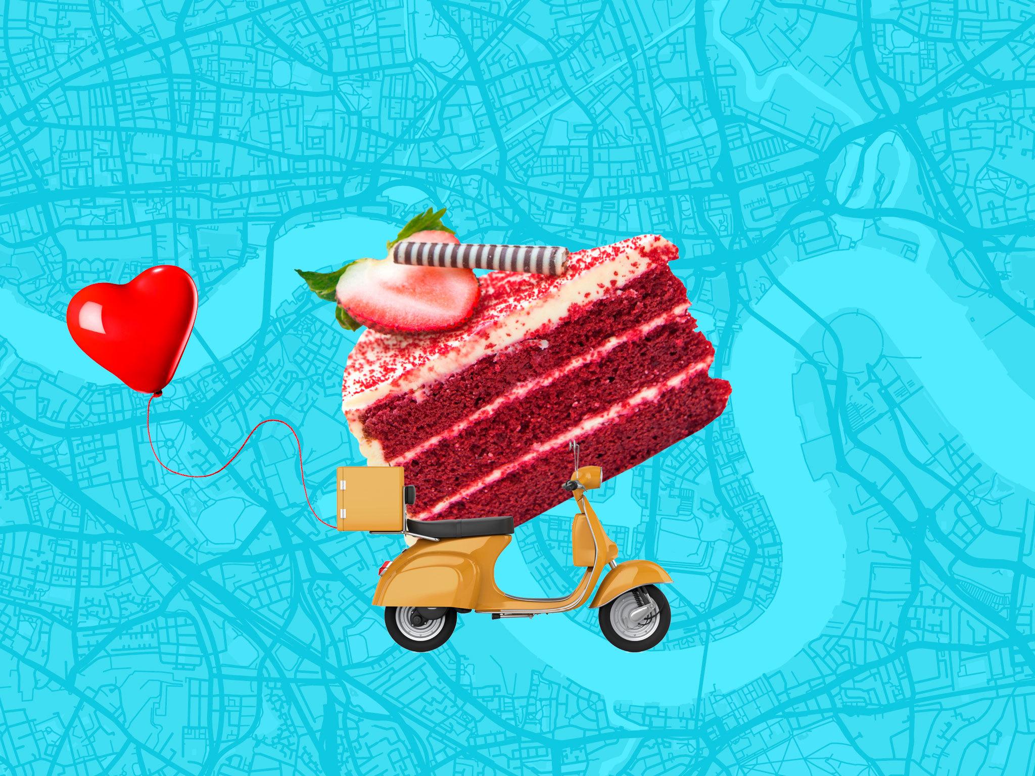 The best desserts to get delivered for V Day