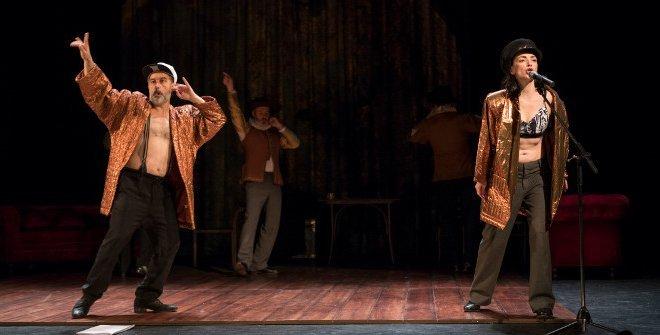 """Resultado de imagen de """"Carsi"""" en el Teatro de la Abadía"""