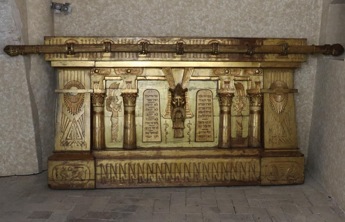 Arca de la Alianza de l'Esglèsia de Sant Just
