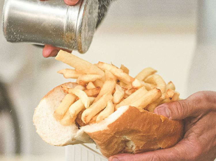 Charleroi : Robert la frite