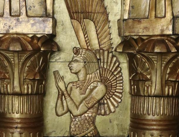 Udjat: L'exotisme de l'Antic Egipte a Barcelona